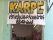 KARPÉ - VARIEDADES & ACESSÓRIOS