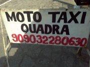 MOTO TAXI QUADRA