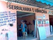 SERRALHARIA  E VIDRAÇARIA JACARÉ
