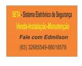 SETA - SISTEMA ELETRÔNICO DE SEGURANÇA