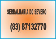 SERRALHARIA DO SEVERO