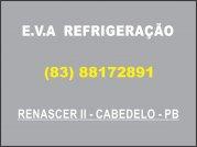 E.V.A REFRIGERAÇÃO - CABEDELO - PB