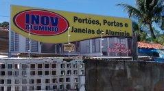 INOV PORTÕES DE  ALUMÍNIO - CABEDELO - PB