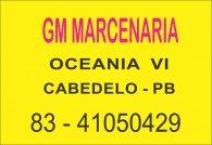 GM MARCENARIA - CABEDELO - PB