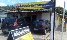 CLINICA DO CARRO - INJEÇÃO ELETRÔNICA
