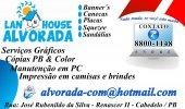 LAN HOUSE ALVORADA - RENASCER II
