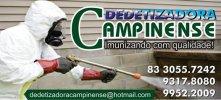 DEDETIZADORA CAMPINENSE