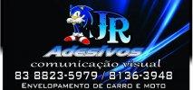 JR ADESIVOS - CABEDELO - PB