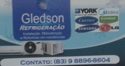 GLEDSON REFRIGERAÇAO