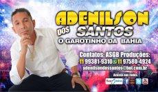 ADENILSON DOS SANTOS - CANTOR