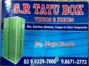 S R TATU BOX - CABEDELO PB