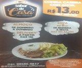 SABOR DA CASA - SELF SERVICE - CABEDELO - PB