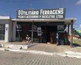O UTILITÁRIO FERRAGENS - CABEDELO - PB