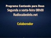 CANTANDO PARA DEUS - COLABORADOR - FERNANDO LIMA