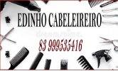 EDINHO CABELEIREIRO - CABEDELO - PB